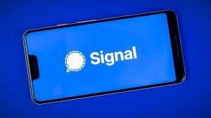 ما هو سيجنال Signal
