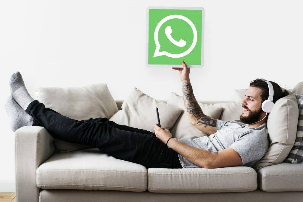 مميزات واتساب Whatsapp