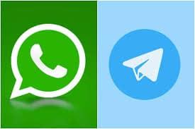 طريقة نقل محادثات واتس أب إلى تلغرام
