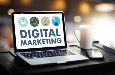 التسويق الالكتروني digital marketing دليك الشامل 2021 (تعريف وأنواع وأهداف واستراتيجيات)