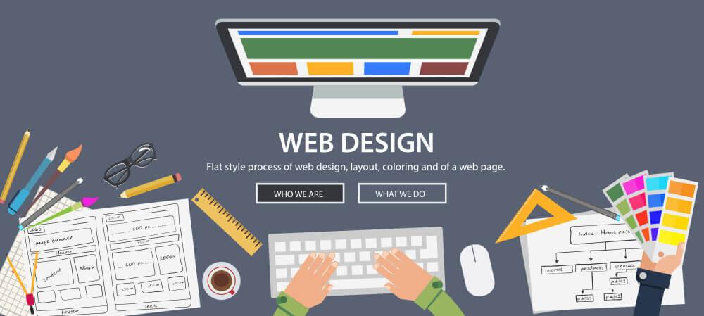ما هي أسس ومعايير تصميم موقع الكتروني احترافي ؟