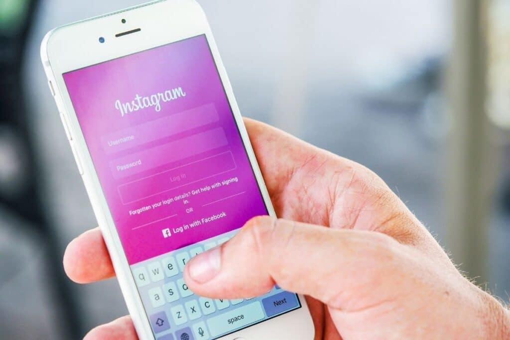 كيفية عمل instagram