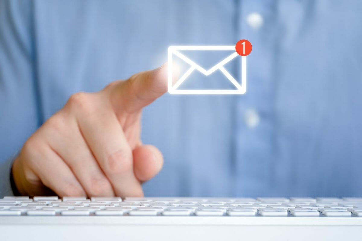 التسويق عبر البريد الالكتروني