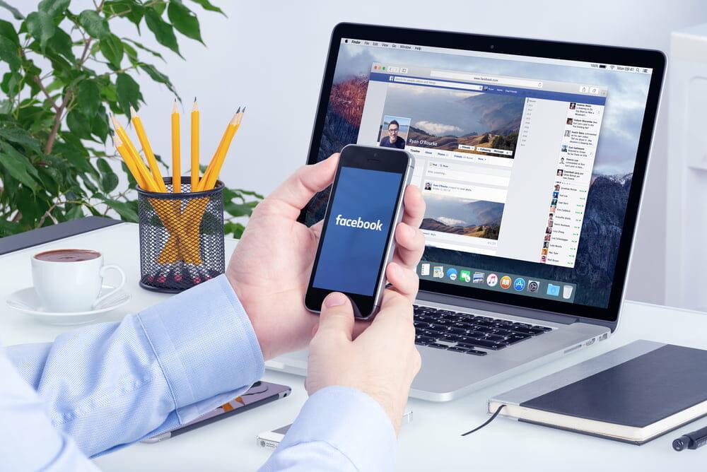 التسويق عبر فيس بوك