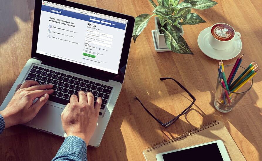 أنواع المحتوى على فيسبوك