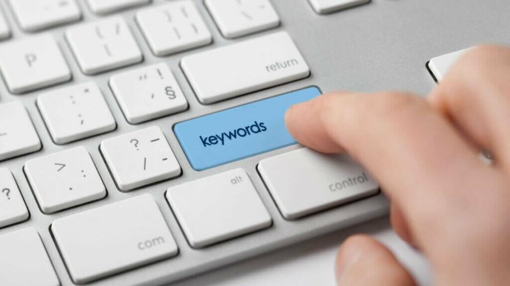 أهمية الكلمات المفتاحية